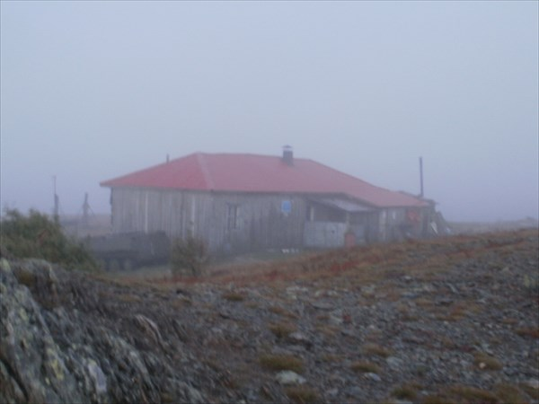 Приют Дальний Таганай