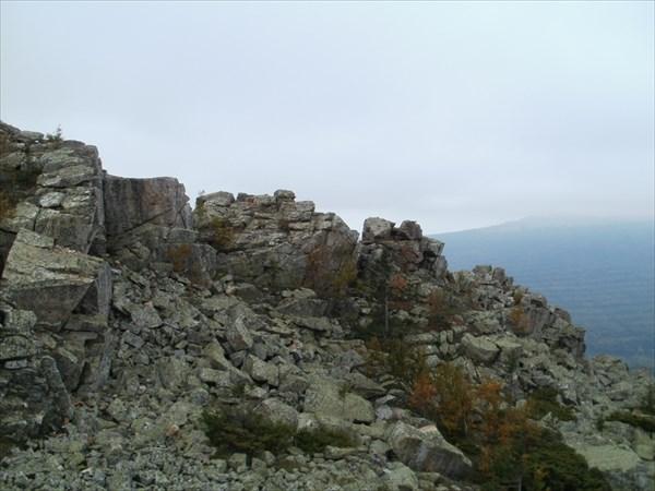 Скалы Ицыла
