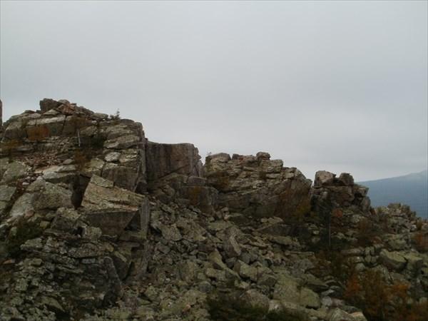 Вершина Ицыла