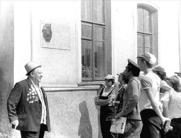 Каменец-Подольский, здание штаба времён войны.
