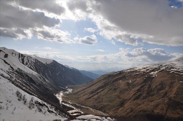 На перевале Чхундер