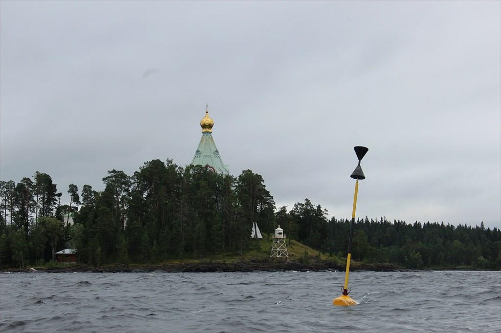 Церковь Николая Чудотворца на Никольском острове
