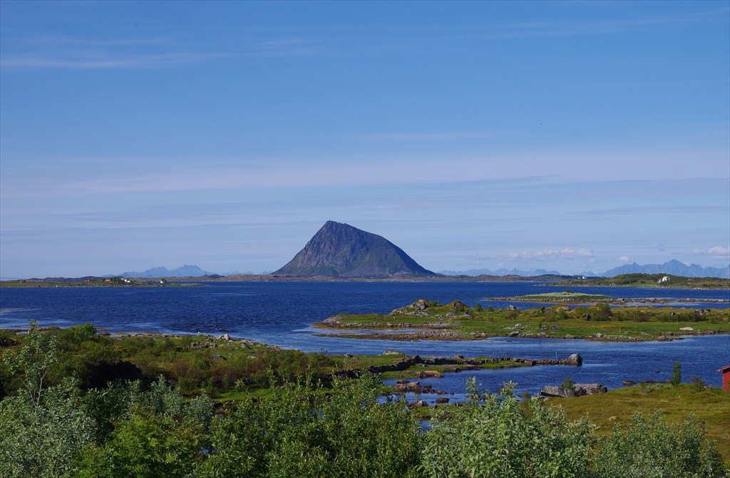 Гора Hoven