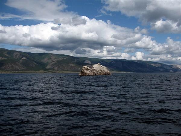 Остров Ижилхей.