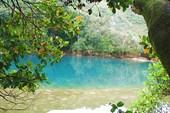 Озеро в Майме, где утонули наш и китаец, а папуас выплыл