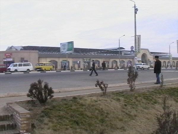 Кашкадарьинский  базар