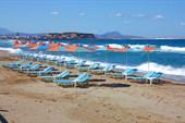 Пляжи опустели, отели закрываются - конец сезона