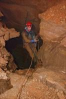 Пещера паустовского, ноябрь 2009
