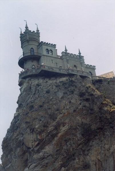 Ласточкино гнездо, Крым, Гаспра пос.,