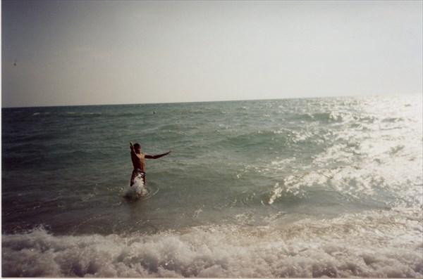 Черное море, Саки
