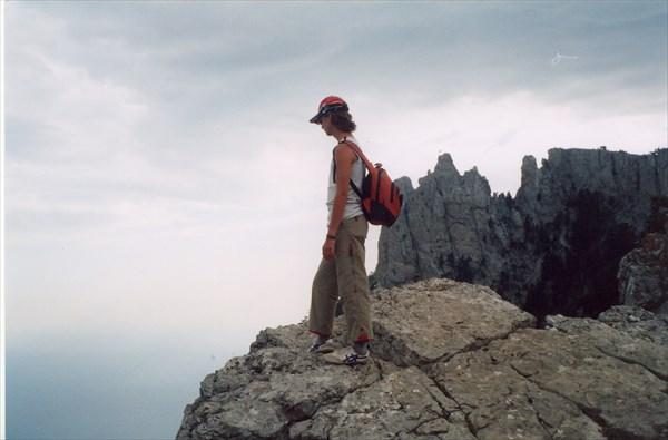 Гора Ай-Петри,1234 метра