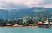 Крым, Саки, ЮБК лето 2004 с Никитневым