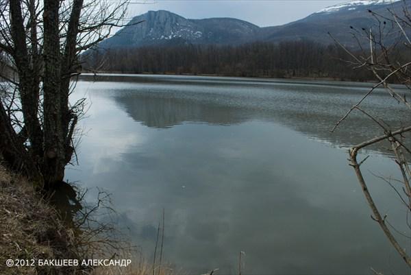 Озеро Горное