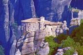 Монастырский комплекс Метеора