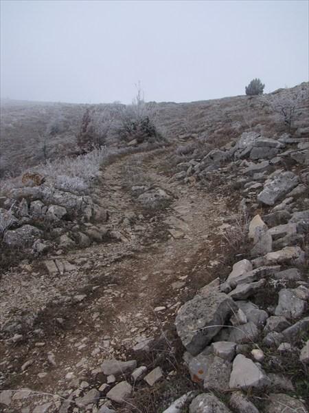 Путь к Лагерю.