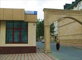 Половина центрального проспекта в Грозном - имени Кадырова....