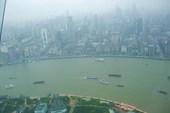 Шанхай - вид сверху