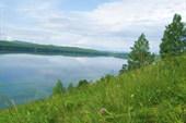 прекрасное озеро Инголь