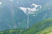 Кинзелюкский водопад(с увеличением)