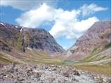 К перевалу Умбозерский