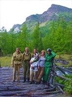 Восточные саяны 2004 Киселев В.