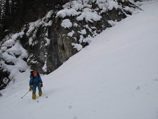 Поиск пещеры