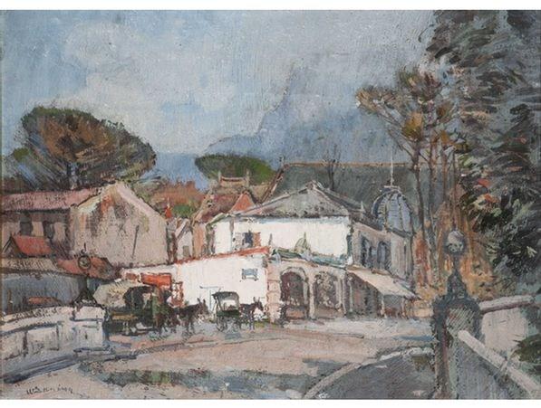 Pieter_Willem_Frederick_Wenning_(1873-1921)_The_Bridge,_Rondebos