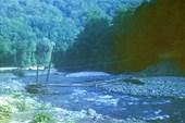 мостик чере реку Бзыч