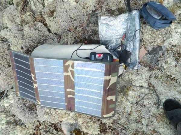 Заряжаем аккумуляторы для электроники