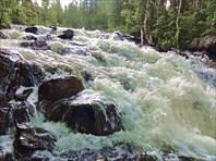 Ковда - Кумское водохранилище