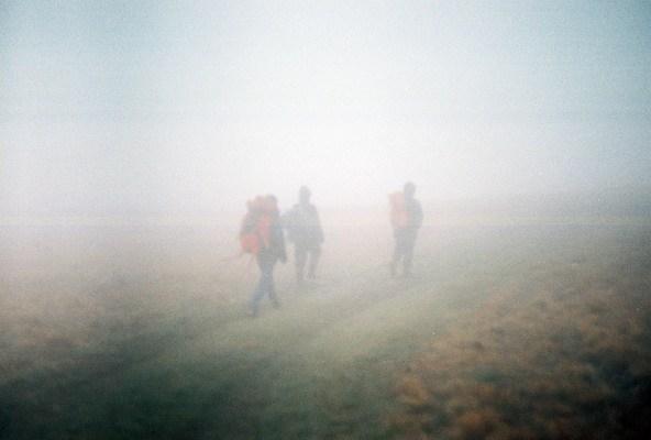 За водой: через туман_1