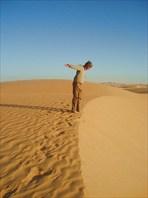 Дюны около деревни Чингетти