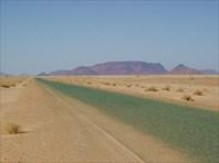 Дорога из Атара в Нуакшот
