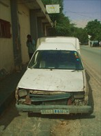 Автопарк Нуакшота