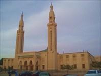 Saudi mosque в Нуакшоте