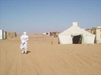 Посреди пустыни