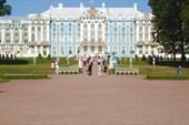Дворцово-парковые ансамбли города Пушкин и его исторический цент