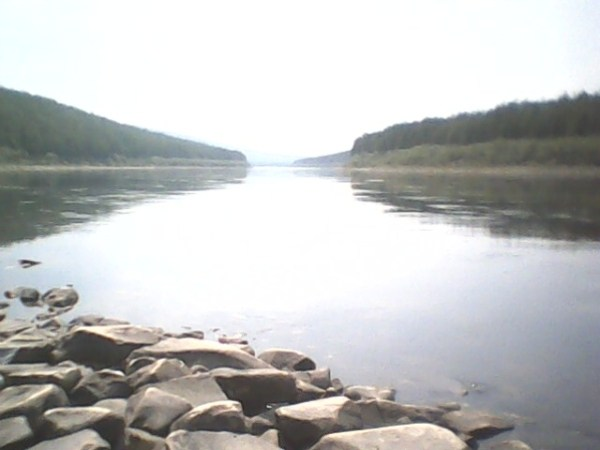 Устье Талакана