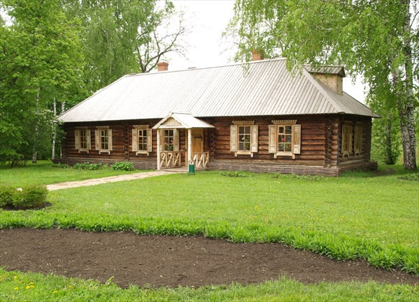Дом ключника и конторщика
