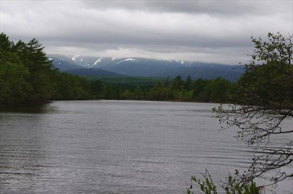 Устье реки Нале