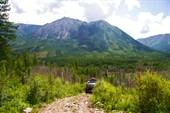 К перевалу Чойган