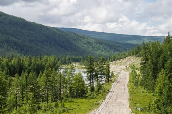 Дорога на Орлик