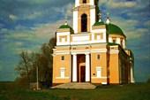 Храм в Мазунино