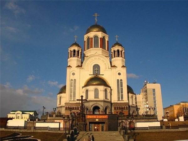 Храм-на-Крови, г.Екатеринбург
