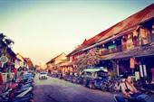 Главная улица ЛуангПрабанг