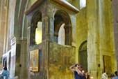 Башня над могилой святой Сидонии,