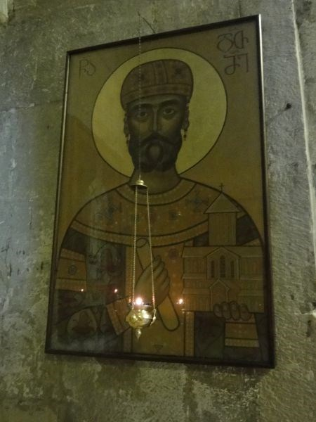 Царь Давид Строитель