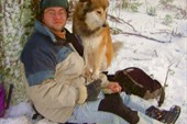 Непосед и пёс