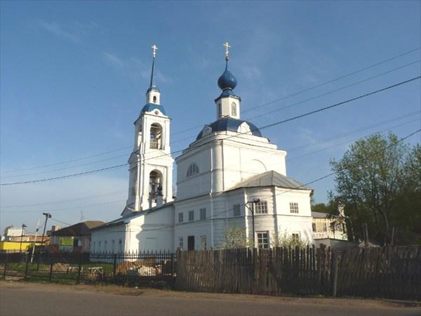 Церковь Благовещения Пресвятой Богородицы