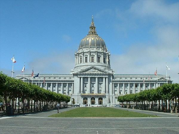 Городская Ратуша Сан-Франциско